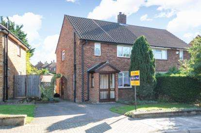 2 Bedrooms Semi Detached House for sale in Brow Crescent, Orpington