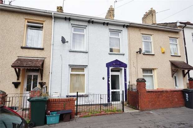 3 Bedrooms Terraced House for sale in Fairoak Avenue, Newport