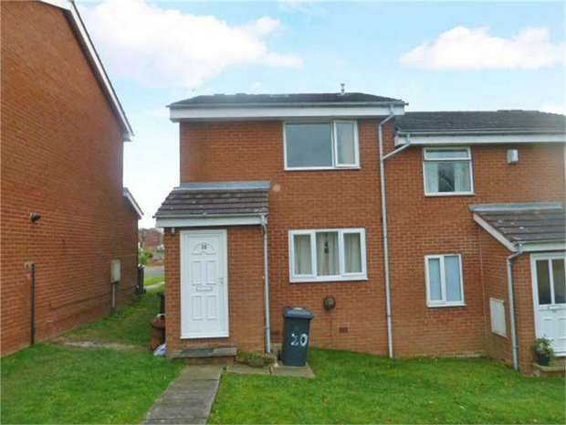 1 Bedroom Flat for sale in Eshton Court, Mapplewell, Barnsley, South Yorkshire