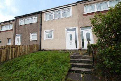 3 Bedrooms Terraced House for sale in Jerviston Road, Craigend
