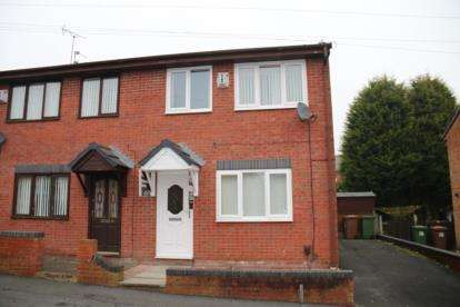 3 Bedrooms Semi Detached House for sale in Owen Street, St. Helens, Meresyside, WA10