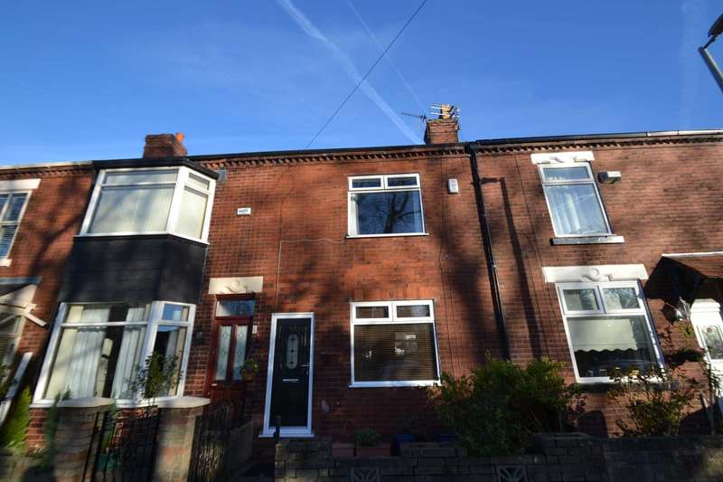 3 Bedrooms Terraced House for sale in Cleavley Street, Winton, Eccles
