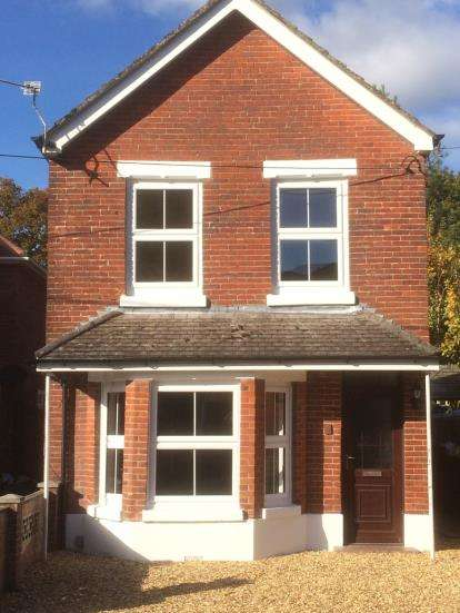 2 Bedrooms Detached House for sale in Totton, Southampton, Hampshire