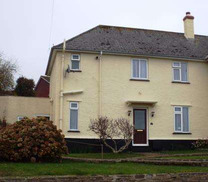 3 Bedrooms Terraced House for sale in Lyme Regis, Dorset