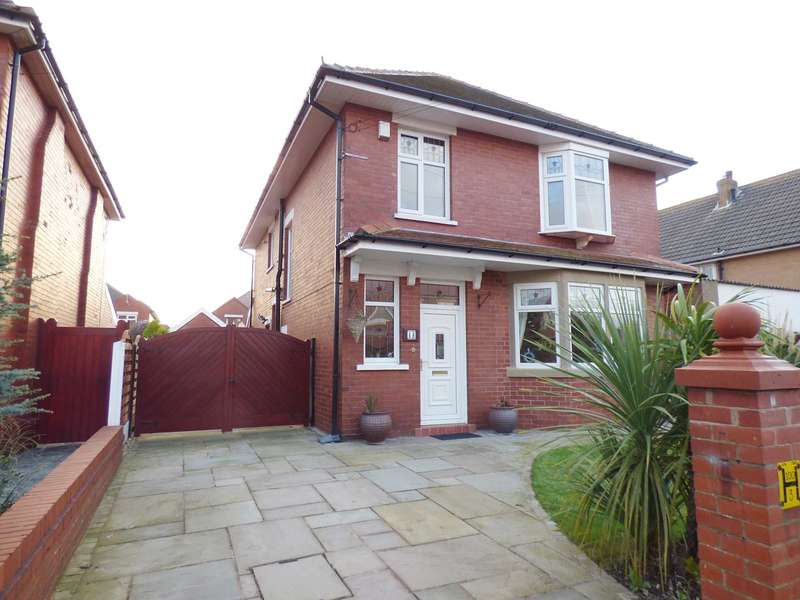 4 Bedrooms Detached House for sale in The Boulevard, St Annes