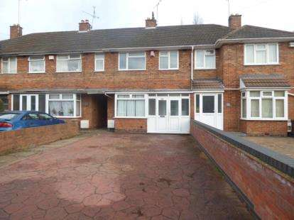 3 Bedrooms Terraced House for sale in Berkswell Road, Coventry, West Midlands