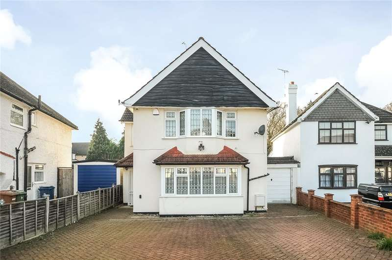 4 Bedrooms House for sale in Northumberland Road, Harrow, Middlesex, HA2