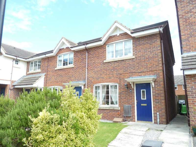 2 Bedrooms House for sale in Sandwell Avenue, Thornton Cleveleys, Lancashire, FY5 4FX