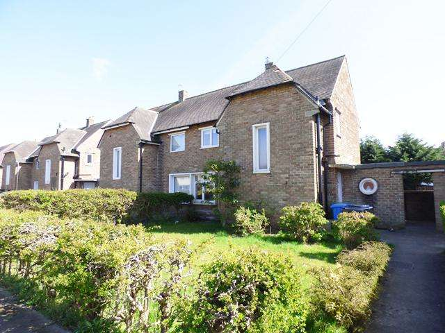 2 Bedrooms Semi Detached House for sale in Oldfield Crescent, Poulton Le Fylde, Lancashire, FY6 8HR