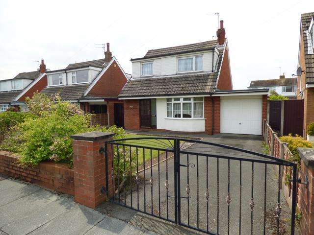 3 Bedrooms Detached House for sale in Marino Close, Thornton Cleveleys, Lancashire, FY5 5NE