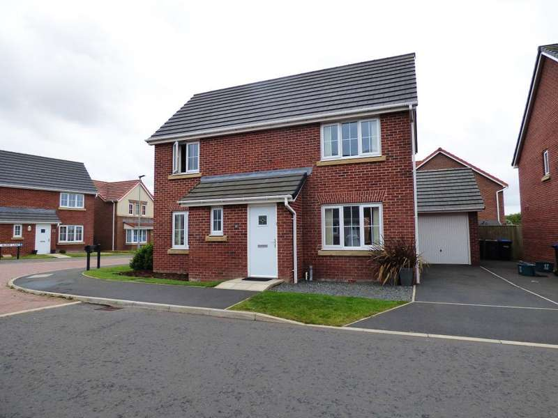 4 Bedrooms Detached House for sale in Alder Lane, Thornton Cleveleys, Lancashire, FY5 4GT