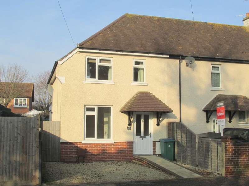 3 Bedrooms End Of Terrace House for sale in Hawthorn Road, Bognor Regis, West Sussex, PO21 2DG