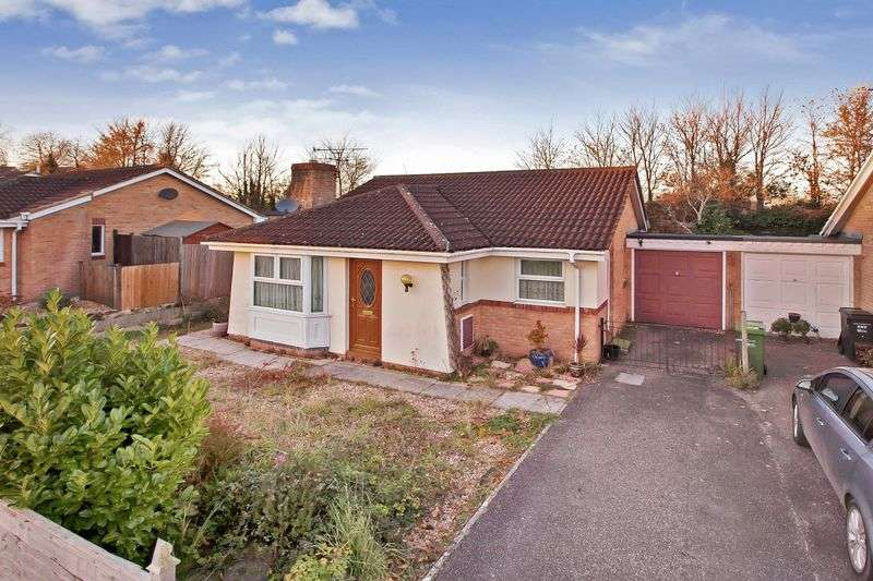 2 Bedrooms Detached Bungalow for sale in Richards Close, Wellington