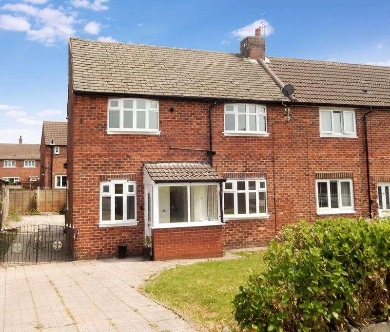 3 Bedrooms Terraced House for sale in Piele Road, Haydock