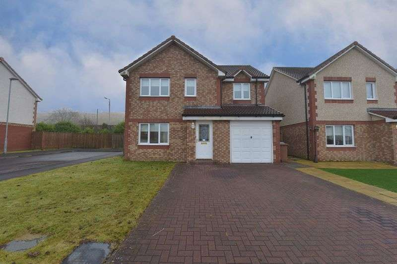 3 Bedrooms Detached House for sale in Lilyloch Gardens, Caldercruix, Airdrie ML6 8UZ