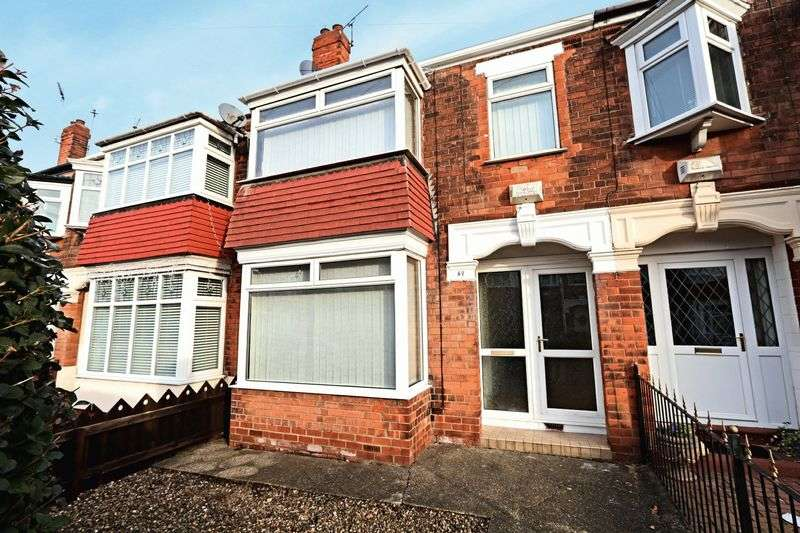 3 Bedrooms Terraced House for sale in Mead Street, Hull
