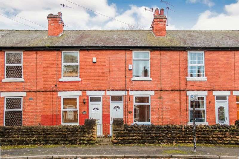 2 Bedrooms Terraced House for sale in Montague Street, Nottingham