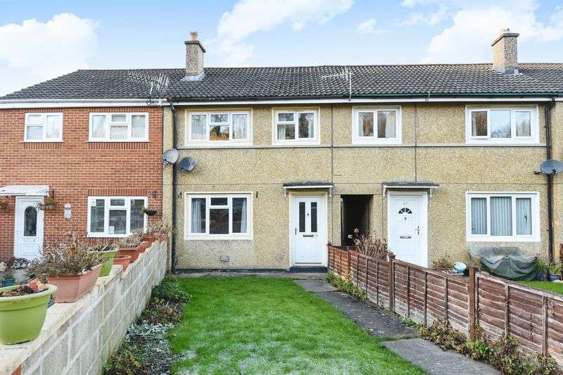 2 Bedrooms Terraced House for sale in Ringfield Close, Nailsworth