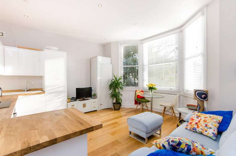 2 Bedrooms Flat for sale in Mount Nod Road, Streatham Hill, SW16