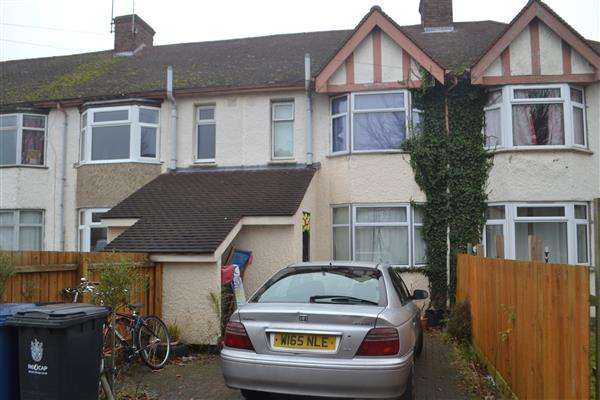 2 Bedrooms Terraced House for sale in Thetford Terrace, Meadowlands Road, Cambridge