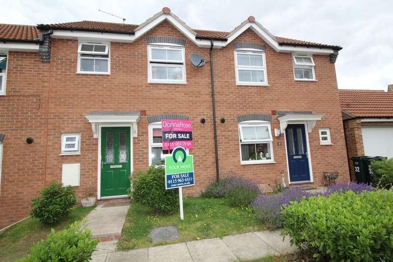 3 Bedrooms Property for sale in Hopkinson Court, Bestwood Village, Nottingham, NG6