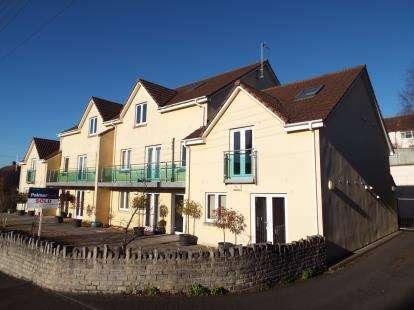 2 Bedrooms Flat for sale in Bath Road, Wells, Somerset