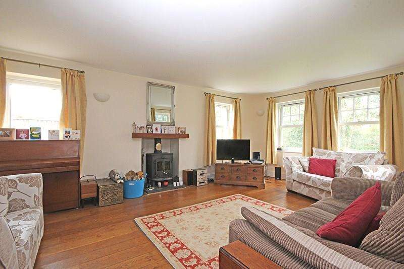 4 Bedrooms Detached House for sale in Fathersfield, Brockenhurst