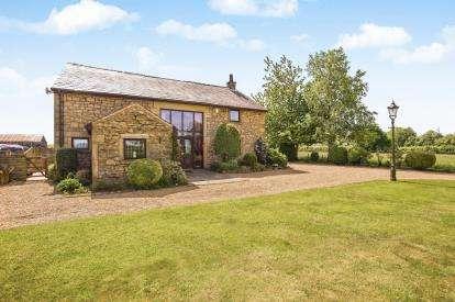 4 Bedrooms Detached House for sale in Camforth Hall Lane, Whittingham, Preston, Lancashire, PR3
