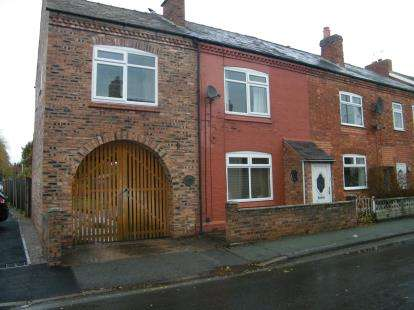 4 Bedrooms End Of Terrace House for sale in Station Road, Winsford, Cheshire, CW7