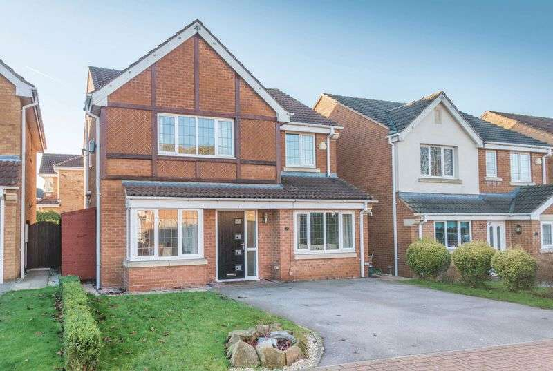 4 Bedrooms Detached House for sale in Chilcombe Place, Birdwell. S70 5SX - Newly Installed Fitted Kitchen