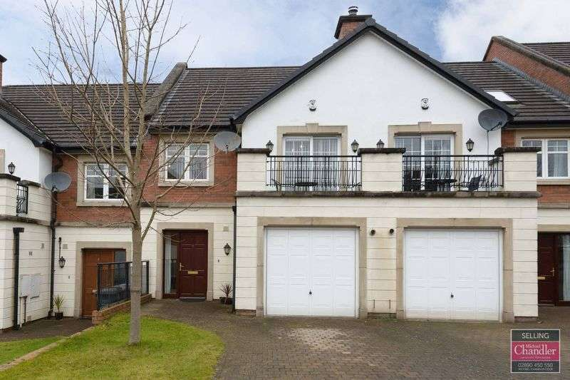 3 Bedrooms House for sale in 6 Lower Courtyard, Belfast, BT7 3LH