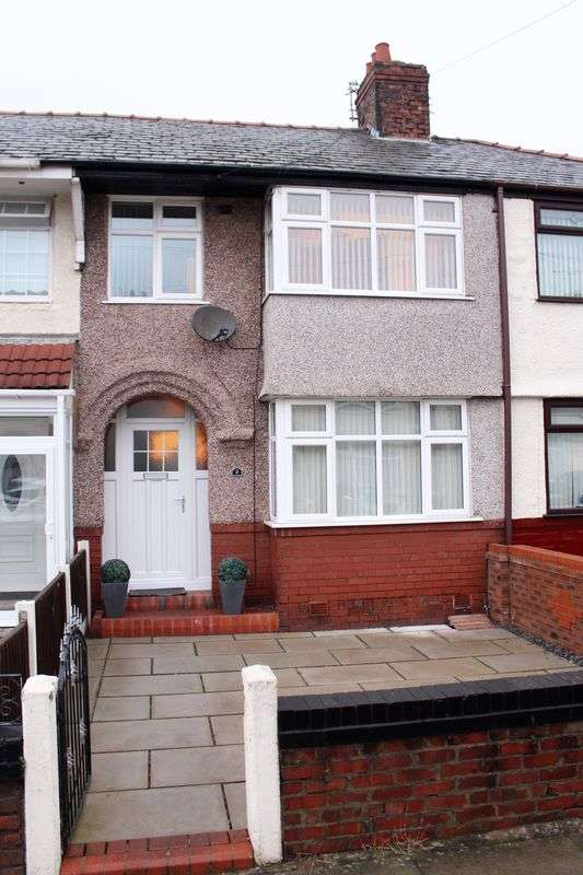 3 Bedrooms Terraced House for sale in St. Austells Road, Liverpool
