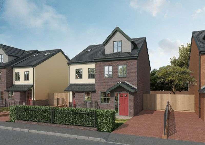 3 Bedrooms Semi Detached House for sale in PLOT 22 DAISY, CLEE MEADOWS, LADYSMITH RD, GRIMSBY