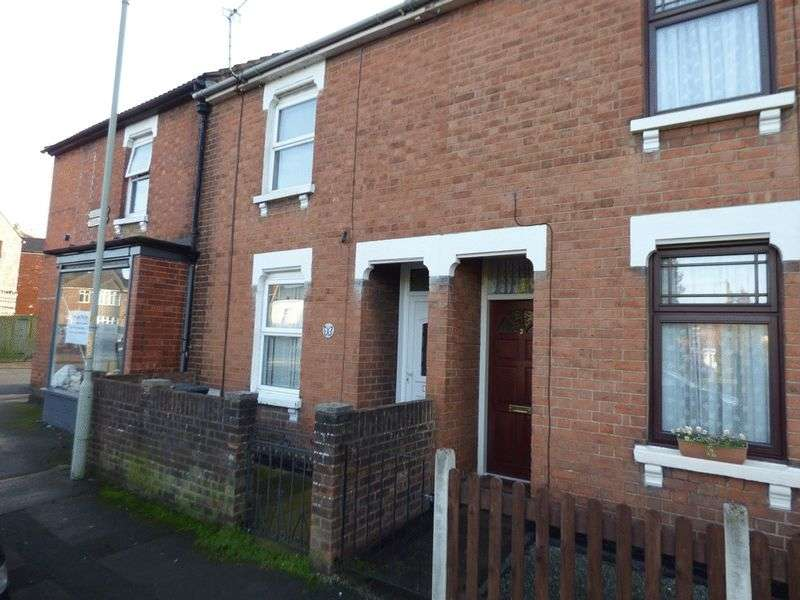 2 Bedrooms Terraced House for sale in Sydenham Terrace, Gloucester