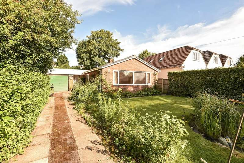 3 Bedrooms Detached Bungalow for sale in Springvale Road, Winchester, SO23