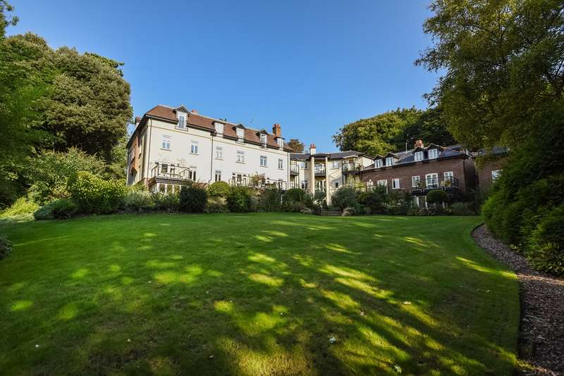 2 Bedrooms Apartment Flat for sale in Kings Crescent, Winchester, SO22