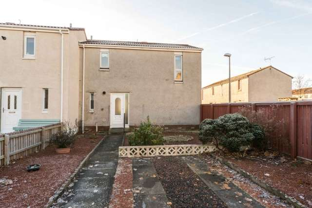 2 Bedrooms Semi Detached House for sale in Lochend Avenue, Dunbar, East Lothian, EH42 1NB