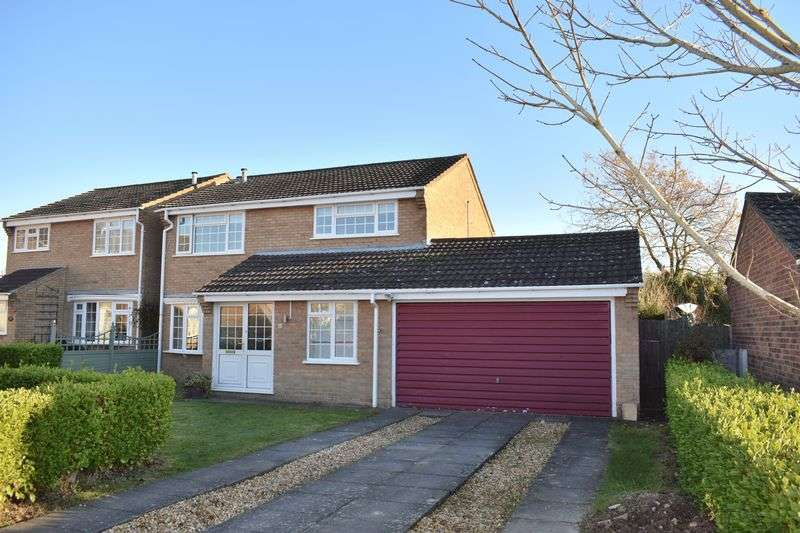 4 Bedrooms Detached House for sale in The Glade, Southampton