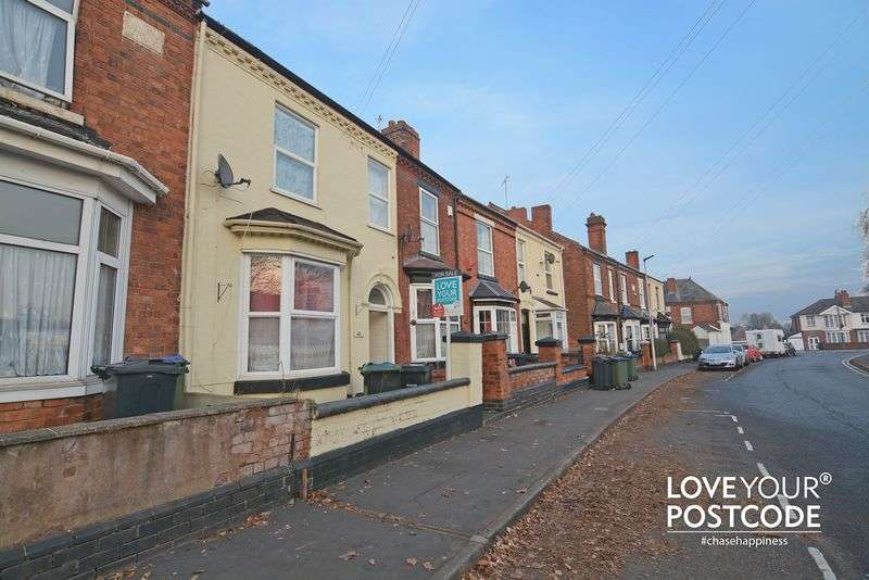 3 Bedrooms Terraced House for sale in Little Lane, West Bromwich, Sandwell, B71 4HR