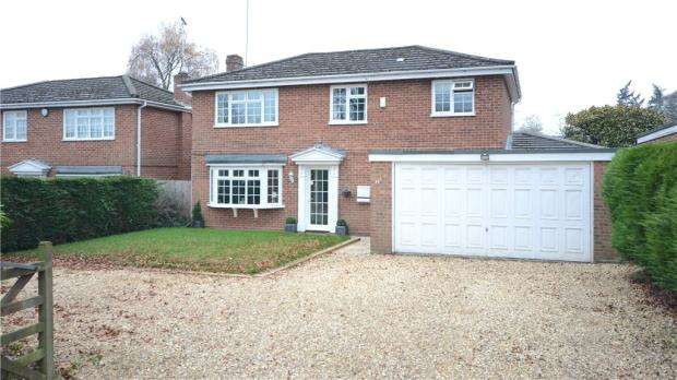 5 Bedrooms Detached House for sale in Conisboro Avenue, Caversham Heights, Reading
