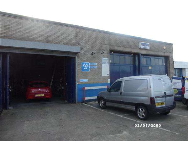 Commercial Property for sale in Mealpot Road, Maryport