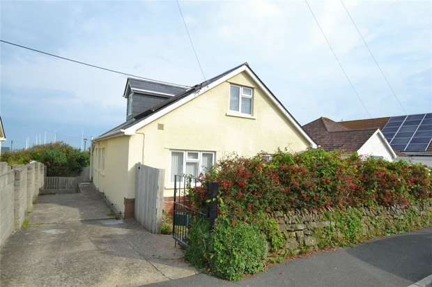 3 Bedrooms Detached Bungalow for sale in WESTWARD HO!, Devon