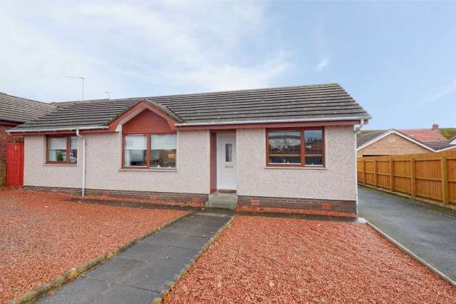 3 Bedrooms Bungalow for sale in Lismore Avenue, Motherwell, North Lanarkshire, ML1 3RA