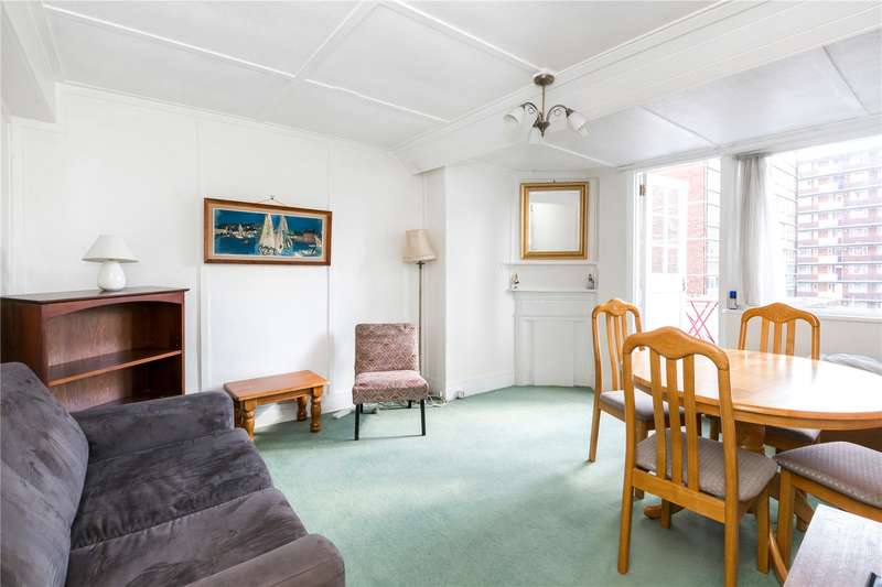 1 Bedroom Flat for sale in Great Ormond Street, London, WC1N