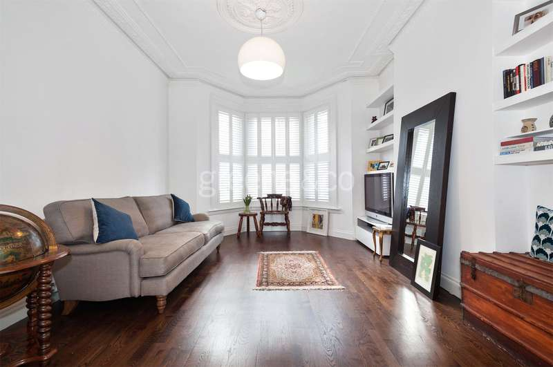 1 Bedroom Flat for sale in Gascony Avenue, West Hampstead, London, NW6