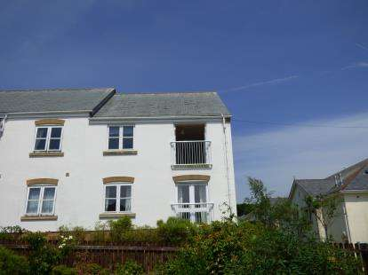 2 Bedrooms Flat for sale in Roseland Parc, Tregony, Truro