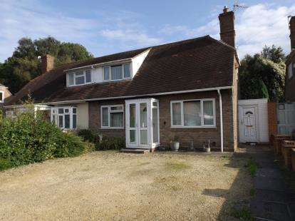2 Bedrooms Bungalow for sale in Springfields, Walsall, West Midlands