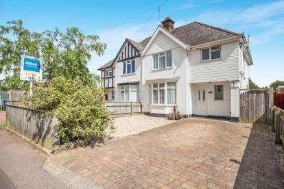 3 Bedrooms Semi Detached House for sale in Felixstowe, Suffolk