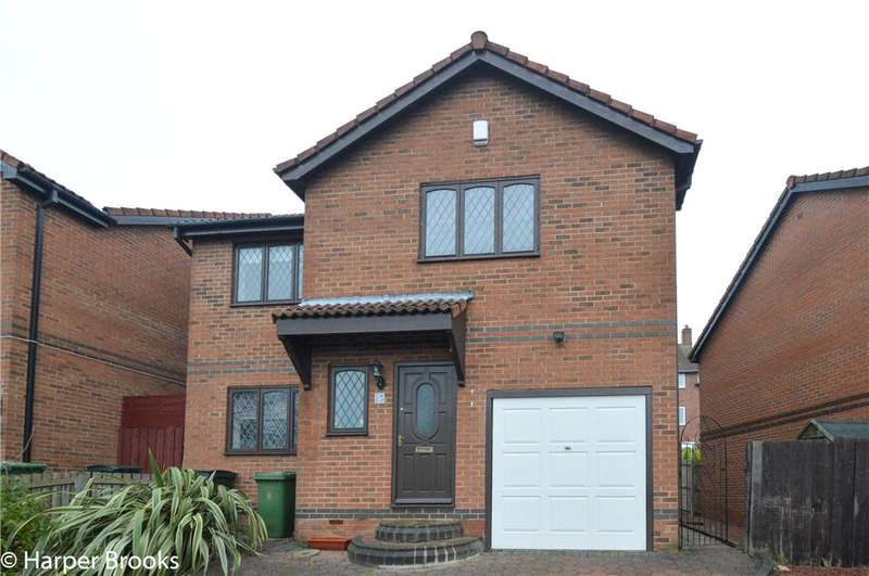4 Bedrooms Detached House for sale in South Hill Road, Gateshead, Tyne and Wear, NE8
