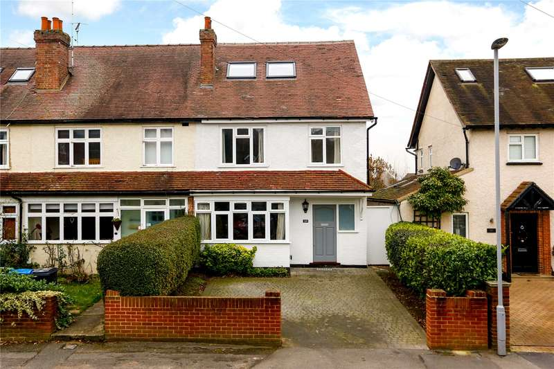 4 Bedrooms Semi Detached House for sale in Park Road, Kingston upon Thames, KT2